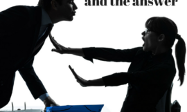 Sexual Harassment & Assault: Men Are the Problem and Answer