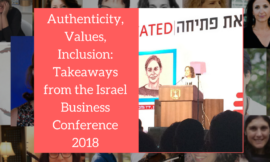 Takeaways from the Israel Business Conference 2018
