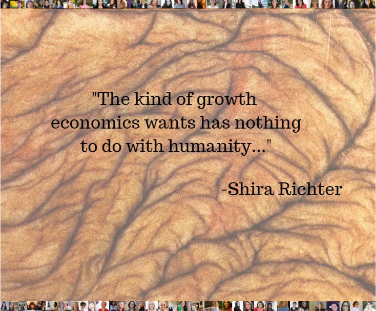 Shira Richter – Creating an Artistic Embodied Feminist Gaze