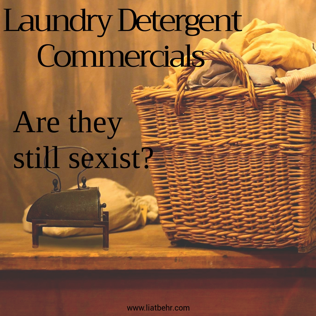 Are Laundry Detergent Commercials Still Sexist?