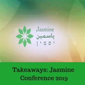Jasmine Conference 2019