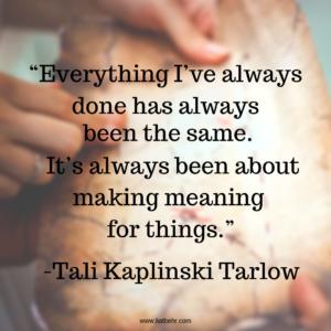 Tali Kaplinski Tarlow