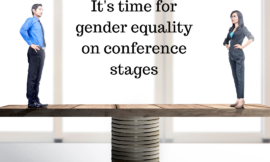 A List of Women Speakers to End Gender Bias at Conferences