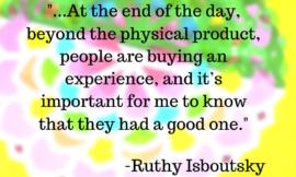 Ruthy Isboutsky – Owner of Ruthy Isboutsky Design Studio