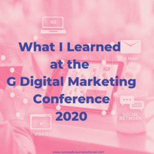 G Digital Conference 2020